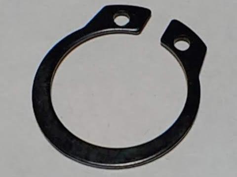 Стопорное кольцо на вал 17 мм