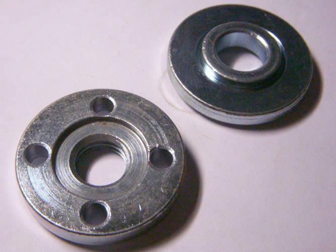 Зажимной комплект для диска болгарки на вал 14 мм