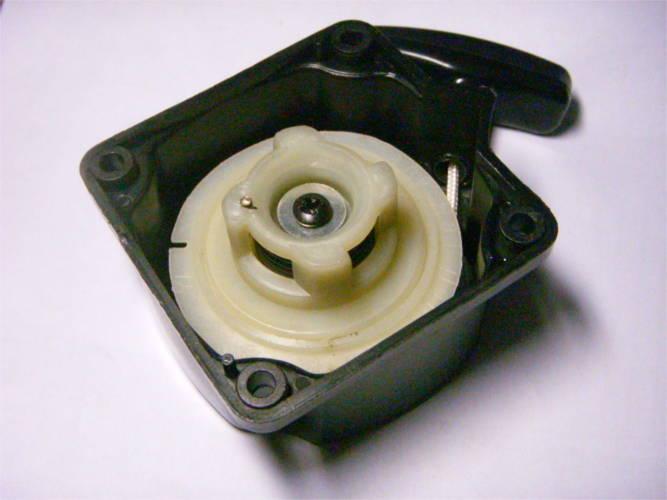Стартер с плавным пуском для бензокосы CRAFT-TEC, Тайга БГ-1800