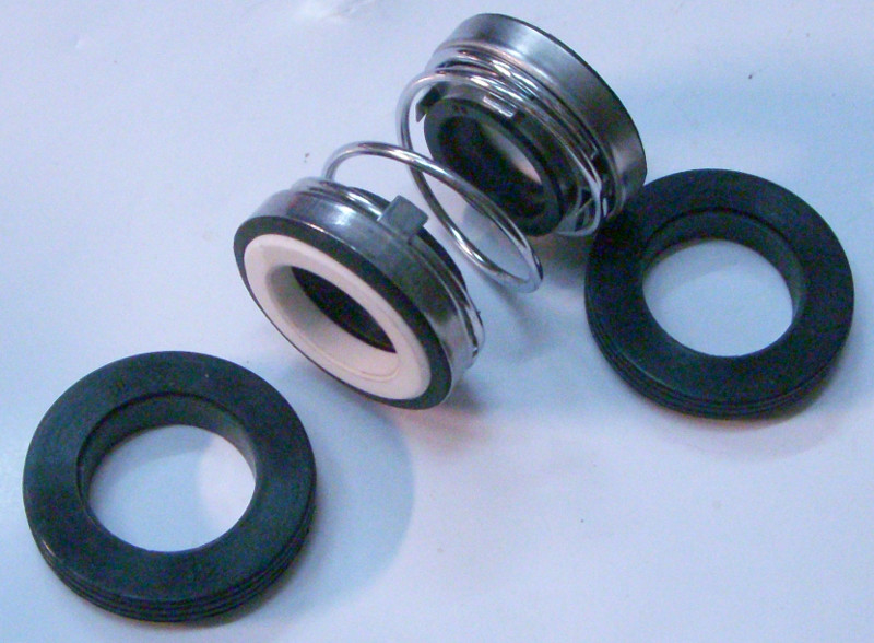 Торцевой сальник CF202-17 фекального насоса с кольцами 35 мм