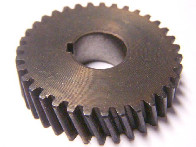 Шестерня 37*12-z35 дисковой электропилы Зенит ЗПЦ-1950, Ferm FKS-165