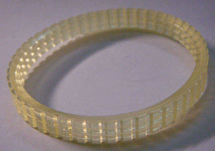 3-х ручейковый ремень длиной 206 шириной 7 мм