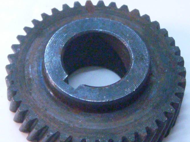 Шестерня 47*17 на 42 зуба циркулярной пилы Einhell, Eurotec, Kinzo