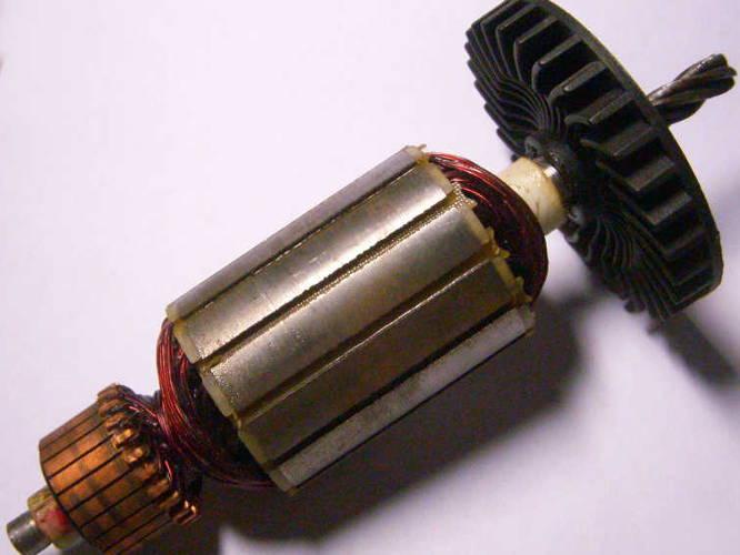Якорь дисковой электропилы DWT HKS-190