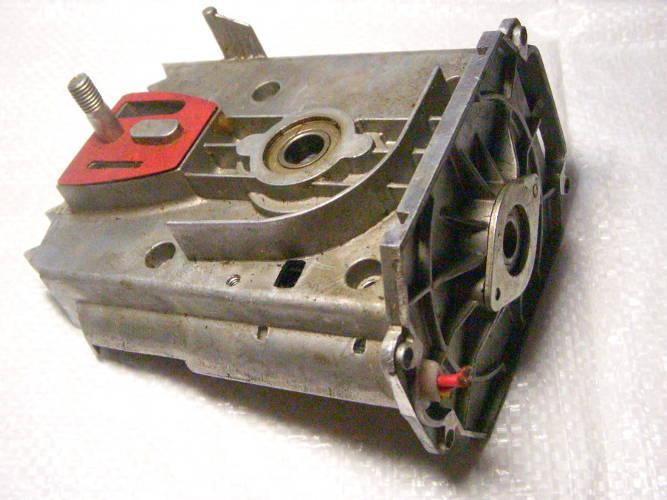 Алюминиевый промщит для цепной электропилы