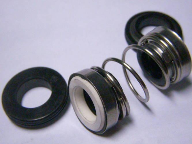Двойной торцевой сальник на 12-й вал с кольцами 26 мм