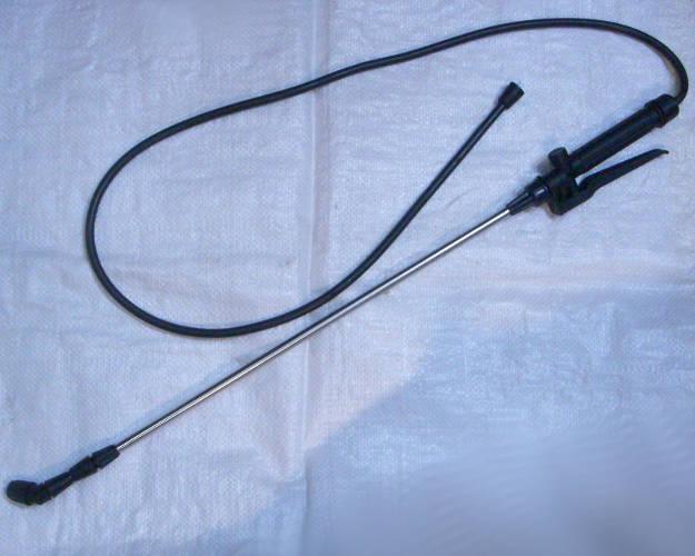 Металлический бранспойт 75-125-130 для садового опрыскивателя Кварц
