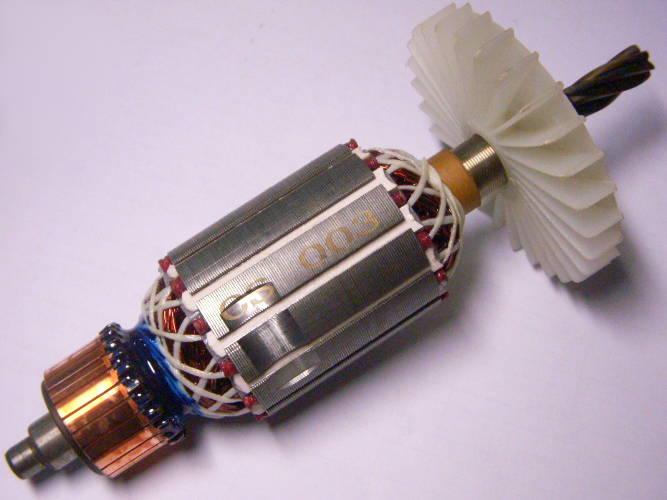 Якорь 175-43*46-136-z6 дисковой электропилы Einhell