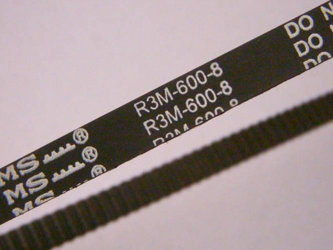 Зубчатый ремень R3M-600-8 для хлебопечки
