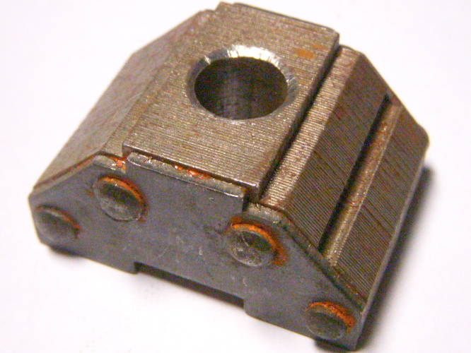 Якорь виброблока для вибрационного насоса