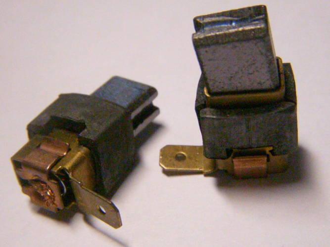 Щеткодержатели электролобзика 10*12.5 мм