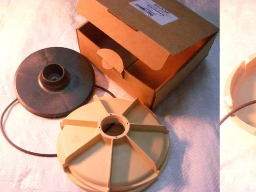 Рабочее колесо R00010427 с диффузором для насоса Dab 102, 112