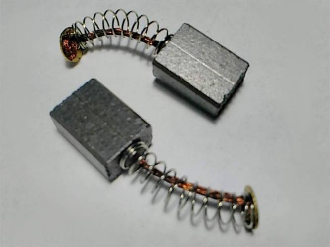 Щетки 5*8-11 с пятаком 5 мм для дрели шуруповерта