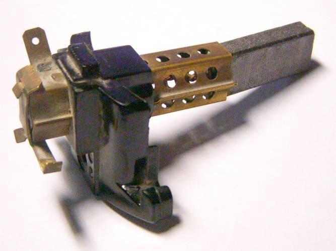 Щеткодержатель двигателя пылесоса под щетку 11.5*6.5 мм