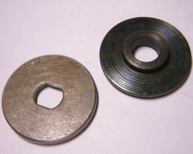 Прижимной комплект фиксации диска пилы Фиолент с посадкой 30 мм