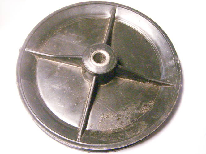 Пластиковый шкив 140*10 для стиральной машины Рига