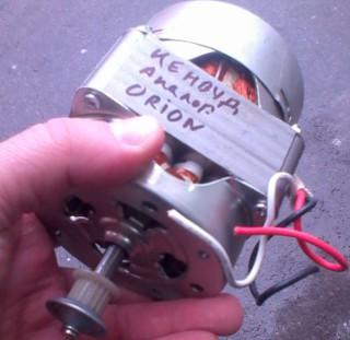 Двигатель для хлебопечки Orion, Elbee