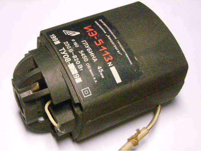 Корпус в сборе для циркулярной электропилы ИЭ-5113