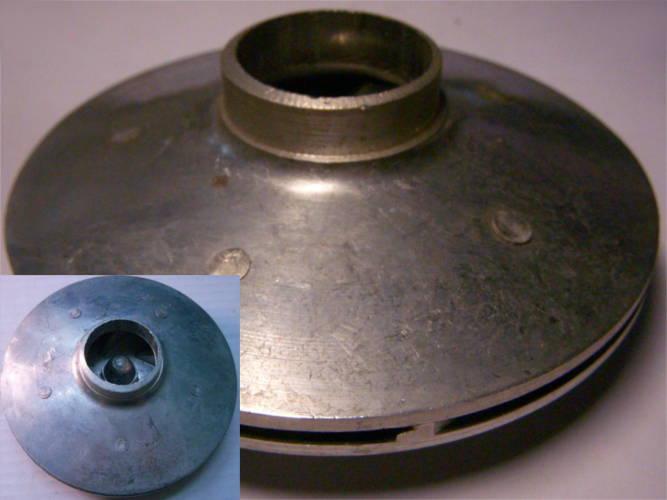 Рабочее колесо для поверхностного насоса Насос БЦН 1,1-20У 1,1 (ХЭЛЗ