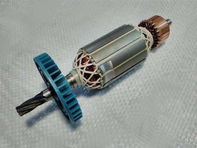 Якорь циркулярной электропилы Stern CS-185, Einhell PRO WORK PHS 1200/1