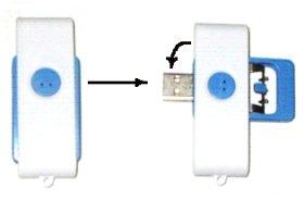 Универсальное USB зарядное устройство для аккумуляторов