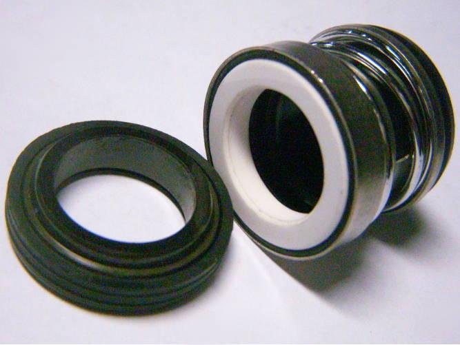Прижимное торцевое уплотнение на вал 16 с кольцом 28 мм