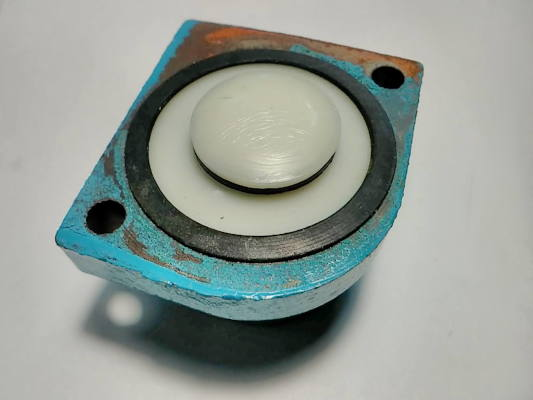 Клапан водяной насосной министанции WZ-250/750
