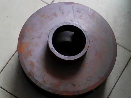 Чугунное рабочее колесо 270*35 мм для речного насоса