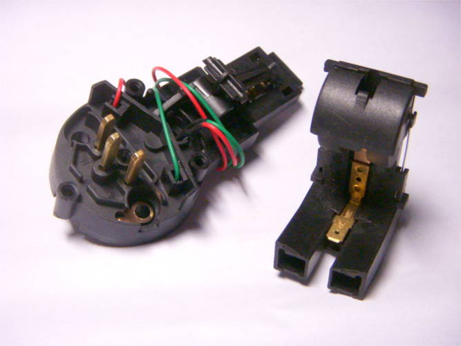 Контактная пара T135 механизм электрочайника Delimano, Russell Hobbs, Maxwell, Sapir
