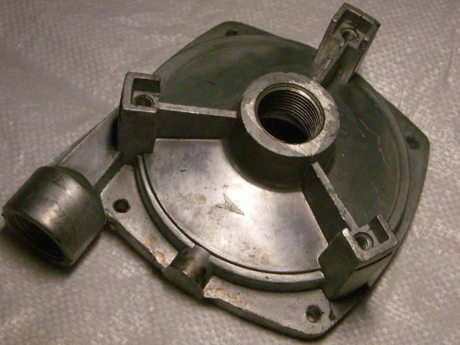 Нижняя крышка корпуса вертикального насоса ХЭЛЗ БЦ 1.2/ 1.6