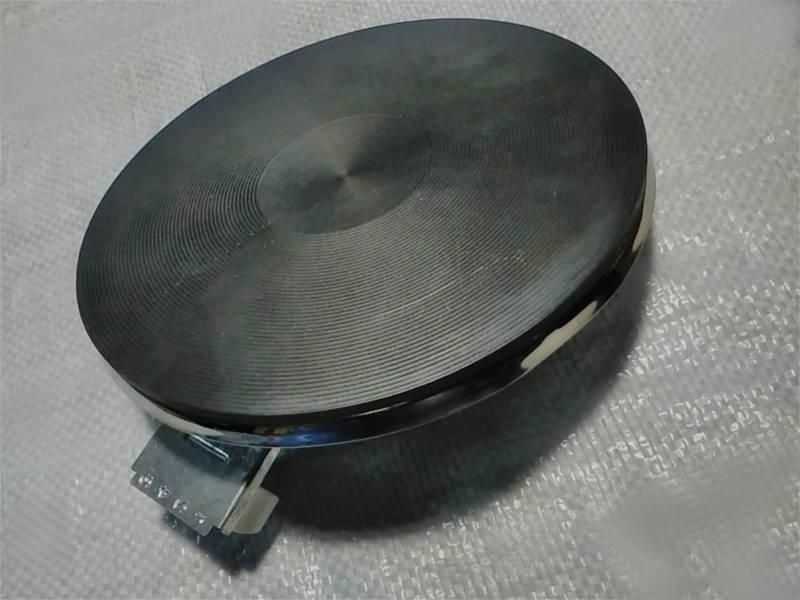 Чугунная конфорка 1.5кВт Ø180 электроплиты под переключатель