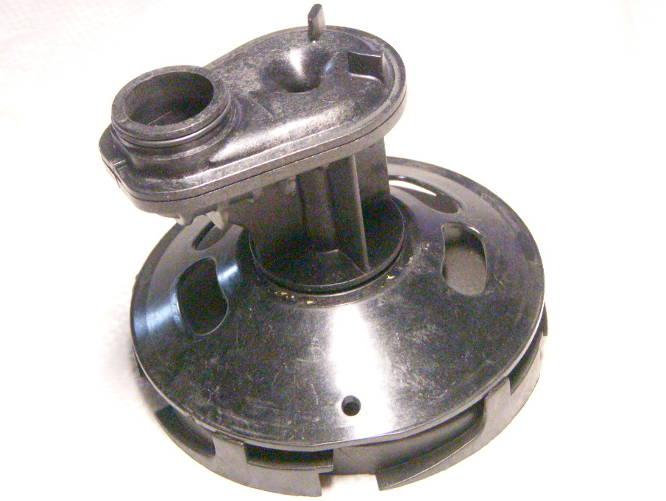 Диффузор с трубкой вентури насоса Pedrollo JCRm 1C,1B,1A,10H,15H,10M,15M
