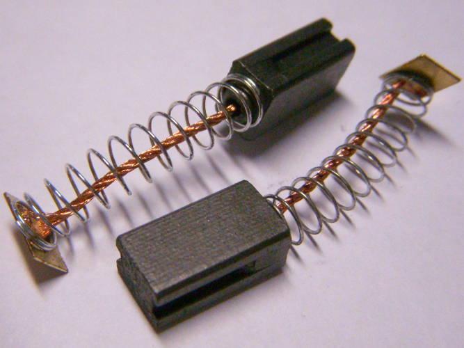 Щетки 6*8*h14 для торцовочной электропилы Omax