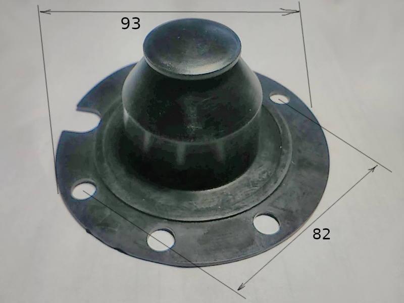 Мембрана для погружного насоса Sprut 4S QGD (EPDM)
