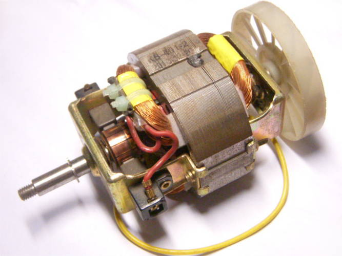 Электродвигатель RY 7025 для мясорубки Rainford