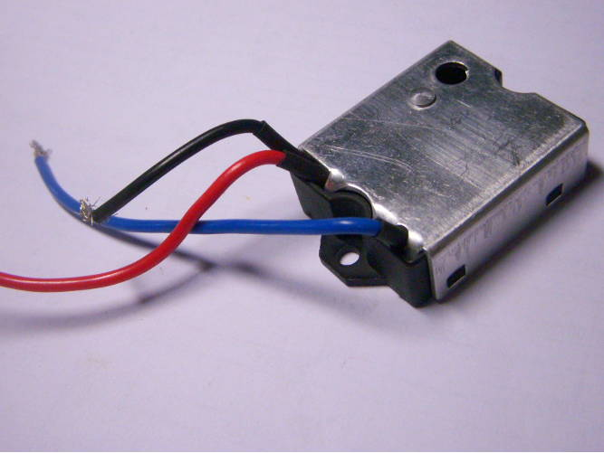 Плавный пуск KR230-12A на 12 Ампер для дисковой электропилы