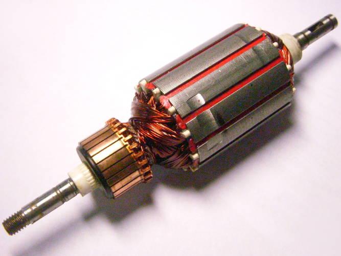 Якорь 46 мм для ручной электрокосы Eltos, Vitals Master, Бригадир, Forte, Craft-Tec