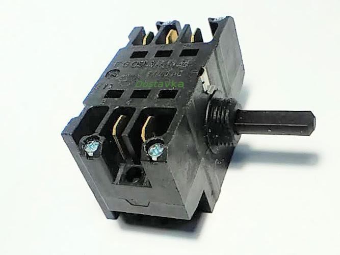 Переключатель EGO 41.32723.030 электроплиты Электролюкс, Ardo, Electrolux EHF 3920 BOK