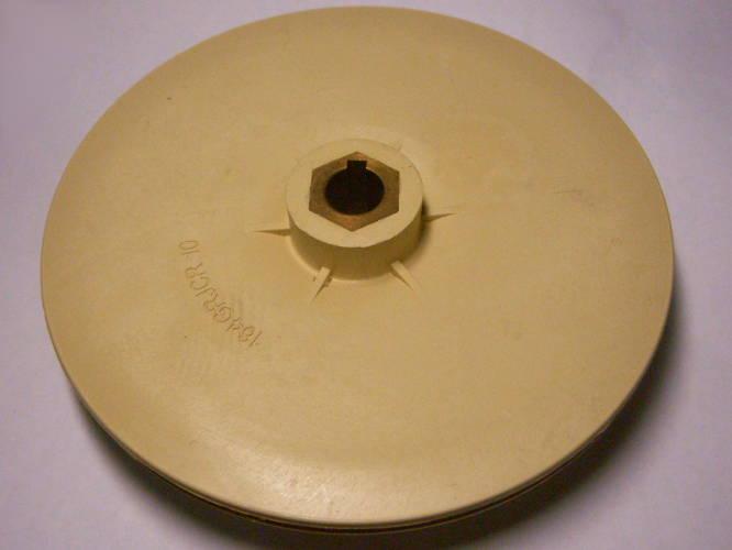 Рабочее колесо для насоса Delfin JSWm 15M, Wender JET-150, JSWm 2CX 0,75кВт
