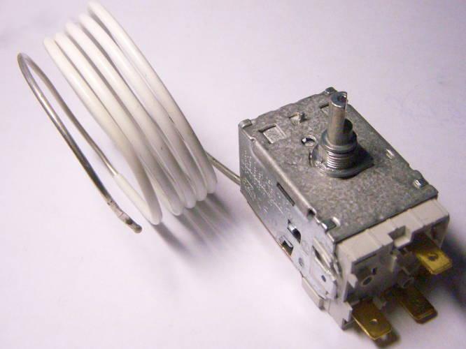 Терморегулятор Atea 1 метр на три контакта для холодильника Whirlpool, Miele, Ardo, Snaige
