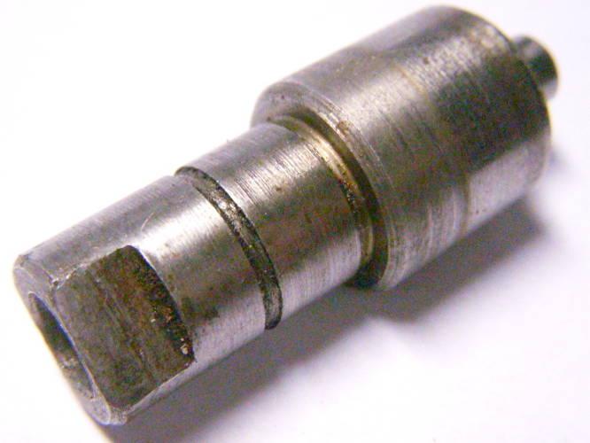 Вал L43-d12*16 для дисковой электропилы Einhell