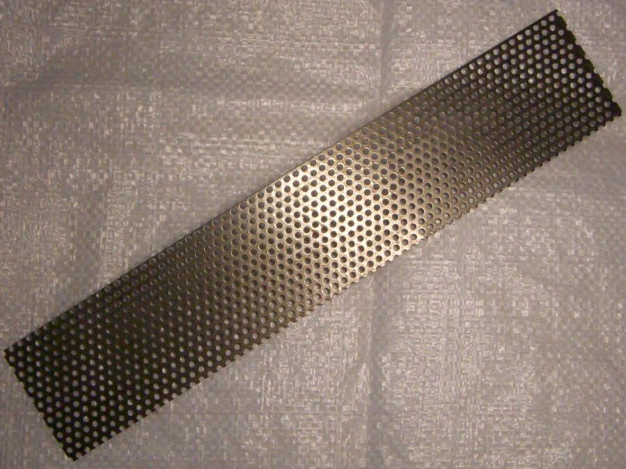 Сетка зернодробилки 64*325 с ячейкой 3 мм