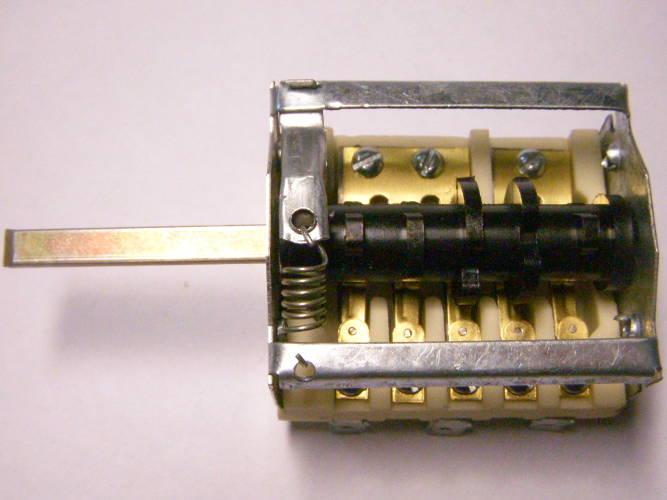 Переключатель с плавным оборотом для электродуховки Электра 1006