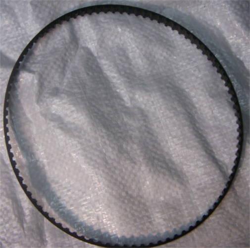 Зубчатый ремень электрошинковки шириной 8 мм на 90 зубов