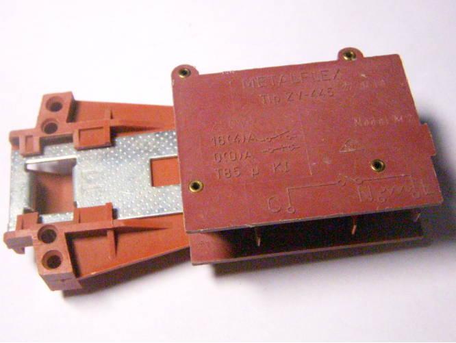 Замок люка Metalflex Tip ZV-445 для стиральной машины LG, Samsung