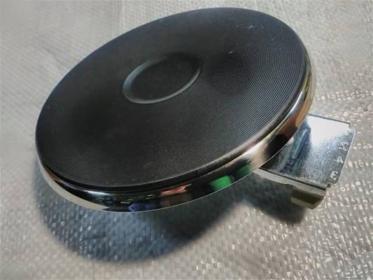 Чугунная электроконфорка 1кВт ∅145 под переключатель