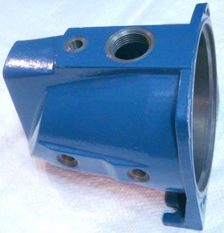 Оригинальный чугунный корпус двигателя насоса Pedrollo JSWm 1AX