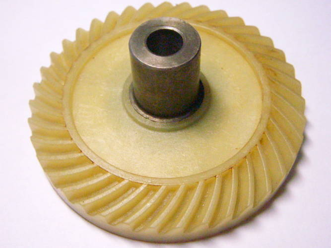 Шестерня с увеличенным ресурсом для цепной электропилы Интертул, Татра, Клевер, Craft