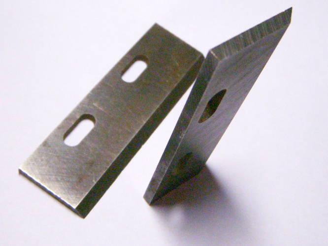 Ножи 75-19-24*h3 для старых моделей электрорубанка