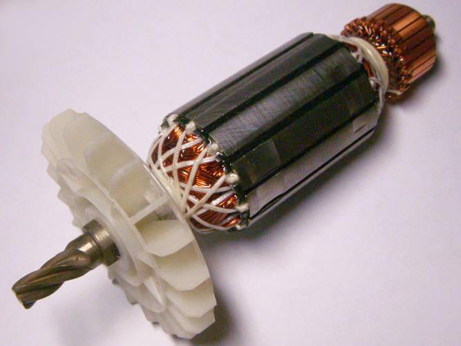 Якорь на 5 зубов для циркулярной пилы Элпром ЭПД-1750